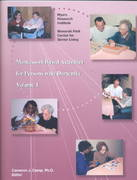 Montessori-Based Activities for Persons with Dementia 0 9781878812674 187881267X