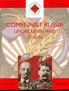 Communist Russia under Lenin and Stalin 0 9780719574887 0719574889