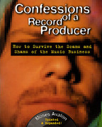 Confessions of a Record Producer 2nd edition 9780879306601 0879306602