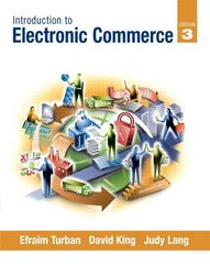 Introduction to Electronic Commerce 3rd edition 9780136109235 0136109233