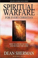 Spiritual Warfare for Every Christian 0 9780927545051 0927545055