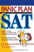 Panic Plan for NEW SAT 7th edition 9780768915341 0768915341