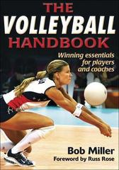 The Volleyball Handbook 1st Edition 9780736056106 0736056106
