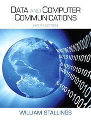 Data and Computer Communications 9th edition 9780131392052 0131392050
