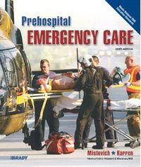 Prehospital Emergency Care and Workbook Package 9th edition 9780137067961 0137067968
