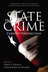 State Crime 1st Edition 9780813549019 0813549019