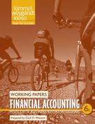 Financial Accounting, Working Papers 6th edition 9780470887936 0470887931