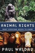 Animal Rights 1st Edition 9780199753291 0199753296
