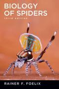 Biology of Spiders 3rd Edition 9780199813247 0199813248