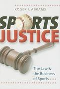 Sports Justice 0 9781555537005 1555537006