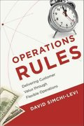 Operations Rules 0 9780262014748 0262014742