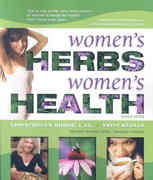 Women's Herbs, Women's Health 2nd edition 9781570671524 1570671524
