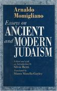 Essays on Ancient and Modern Judaism 0 9780226533810 0226533816