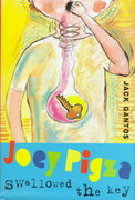 Joey Pigza Swallowed the Key 1st Edition 9780374336646 0374336644