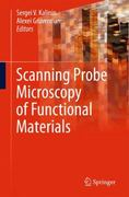 Scanning Probe Microscopy of Functional Materials 1st edition 9781441965677 144196567X