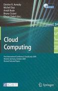 Cloud Computing 1st edition 9783642126352 3642126359