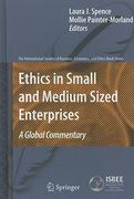 Ethics in Small and Medium Sized Enterprises 1st edition 9789048193301 9048193303