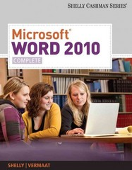 Microsoft Word 2010 1st edition 9781133169406 1133169406