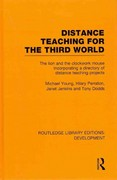Distance Teaching for the Third World 0 9781136870767 1136870768