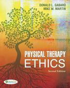 Physical Therapy Ethics 2nd Edition 9780803623675 0803623674