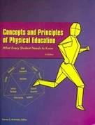 Concepts and Principles of Physical Education 3rd Edition 9780883149423 0883149427