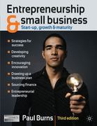 Entrepreneurship and Small Business 3rd edition 9780230247802 0230247806