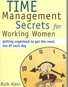 Time Management Secrets for Working Women 0 9781402205927 1402205929