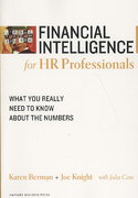 Financial Intelligence for HR Professionals 1st Edition 9781422119136 1422119130