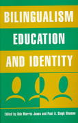 Bilingualism, Education and Identity 0 9780708312889 0708312888