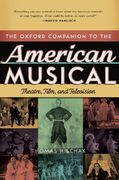 The Oxford Companion to the American Musical 1st Edition 9780195335330 0195335333