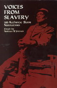 Voices from Slavery 1st Edition 9780486409122 0486409120