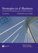 Strategies for E-Business 2nd edition 9780273710288 0273710281