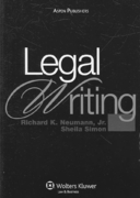Legal Writing from Office Memoranda to Appellate 0 9780735564244 0735564248