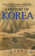 A History of Korea 1st Edition 9780230205468 0230205461