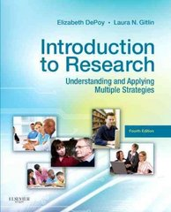 Introduction to Research 4th Edition 9780323068543 0323068545