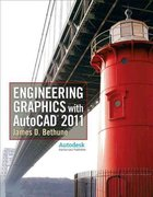 Engineering Graphics with Autocad 2011 1st Edition 9780138015916 0138015910