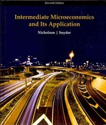Intermediate Microeconomics (Book Only) 11th Edition 9781439044049 143904404X