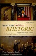 American Political Rhetoric 6th Edition 9781442202948 1442202947