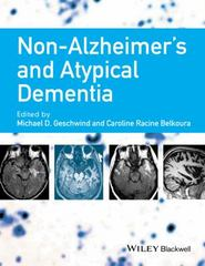 Non-Alzheimer's and Atypical Dementia 1st Edition 9781444336245 144433624X