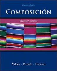 Composicion 5th Edition 9780073513140 0073513148