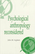 Psychological Anthropology Reconsidered 0 9780521559188 0521559189