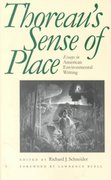 Thoreaus Sense of Place 1st edition 9780877457206 0877457204