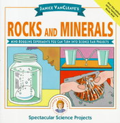 Janice VanCleave's Rocks and Minerals 1st edition 9780471102694 0471102695