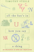 All The Funs In How You Say A Thing 1st Edition 9780821412602 0821412604