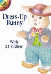 Dress-Up Bunny 0 9780486412757 048641275X