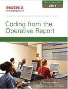 Coding from the Operative Report 10th edition 9781601514233 1601514239