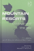 Mountain Resorts 1st Edition 9781317093886 1317093887