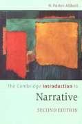 The Cambridge Introduction to Narrative 2nd Edition 9780521715157 0521715156