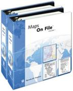 Maps on File 0 9780816064137 081606413X