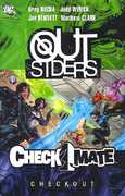 Outsiders/Checkmate: Checkout 0 9781401216238 1401216234